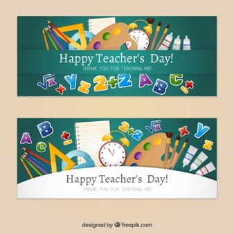 Teacher Vectors, Photos and PSD files.