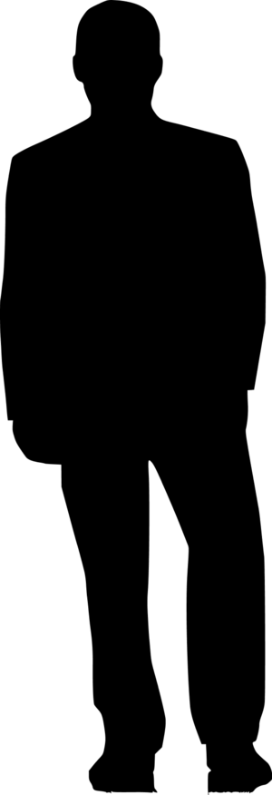 male silhouette clipart_petal.