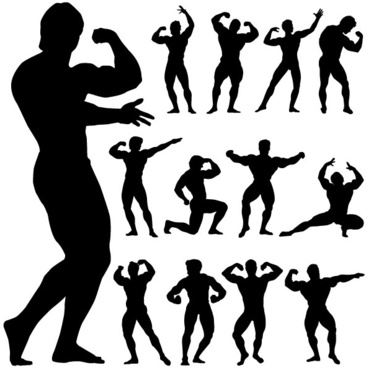 Man silhouette free vector download (6,954 Free vector) for.