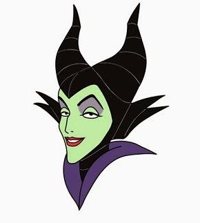 Disney Maleficent Cliparts.