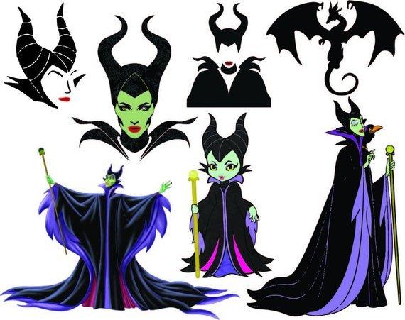 Maleficent clipart 2 » Clipart Portal.