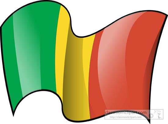 World Flags : mali.