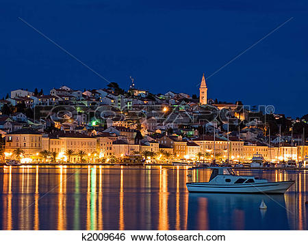 Stock Images of Mali Losinj k2009646.