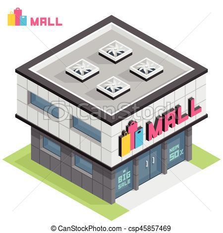 Mall building clipart » Clipart Portal.
