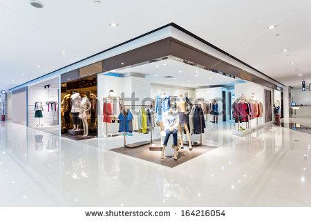 Mall Interior Stock Photos, Royalty.