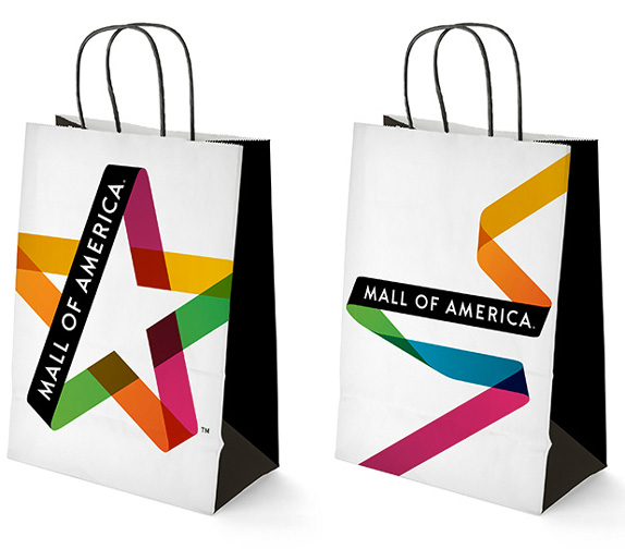 Brand New: Mall of America Gets Wrapped Up.