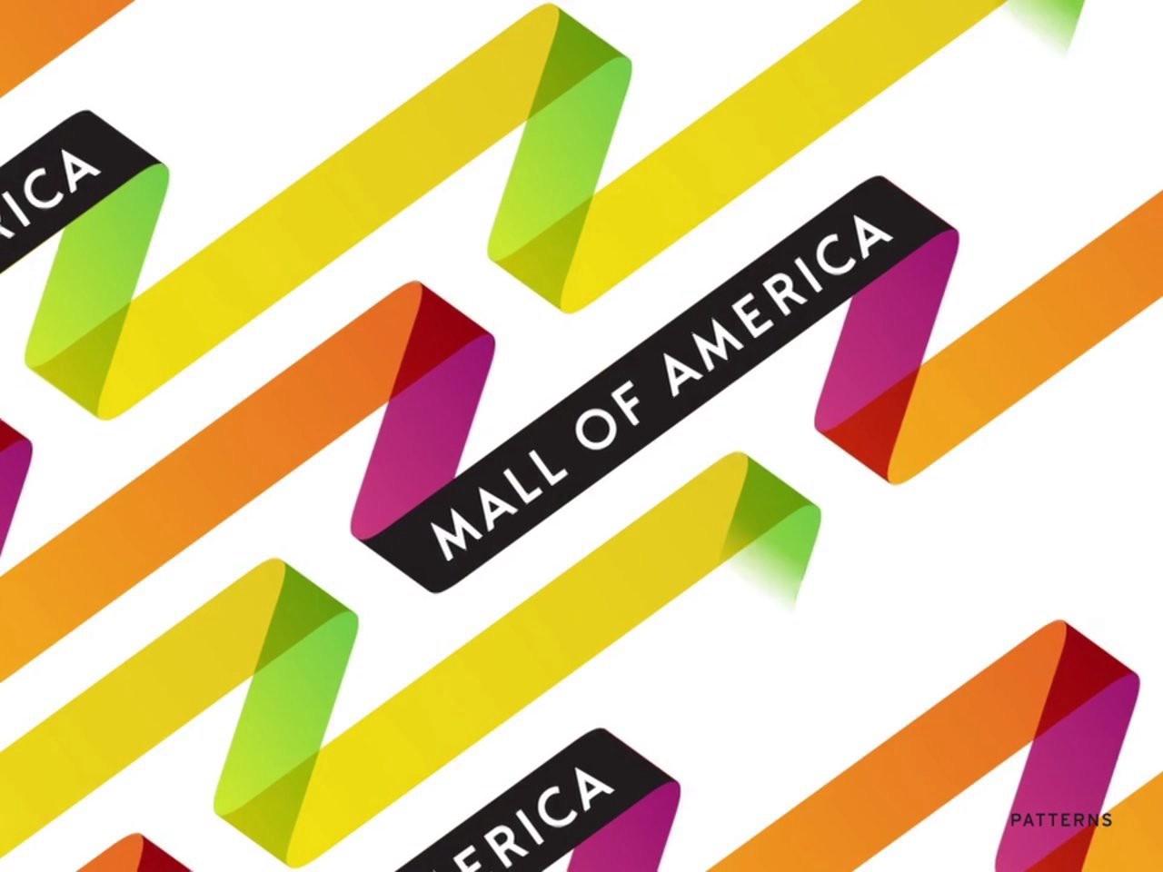mall of america\'s rebranding.