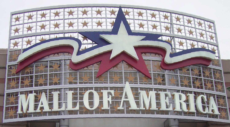 Mall of America.