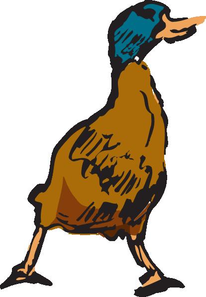 Mallard Duck Clip Art at Clker.com.