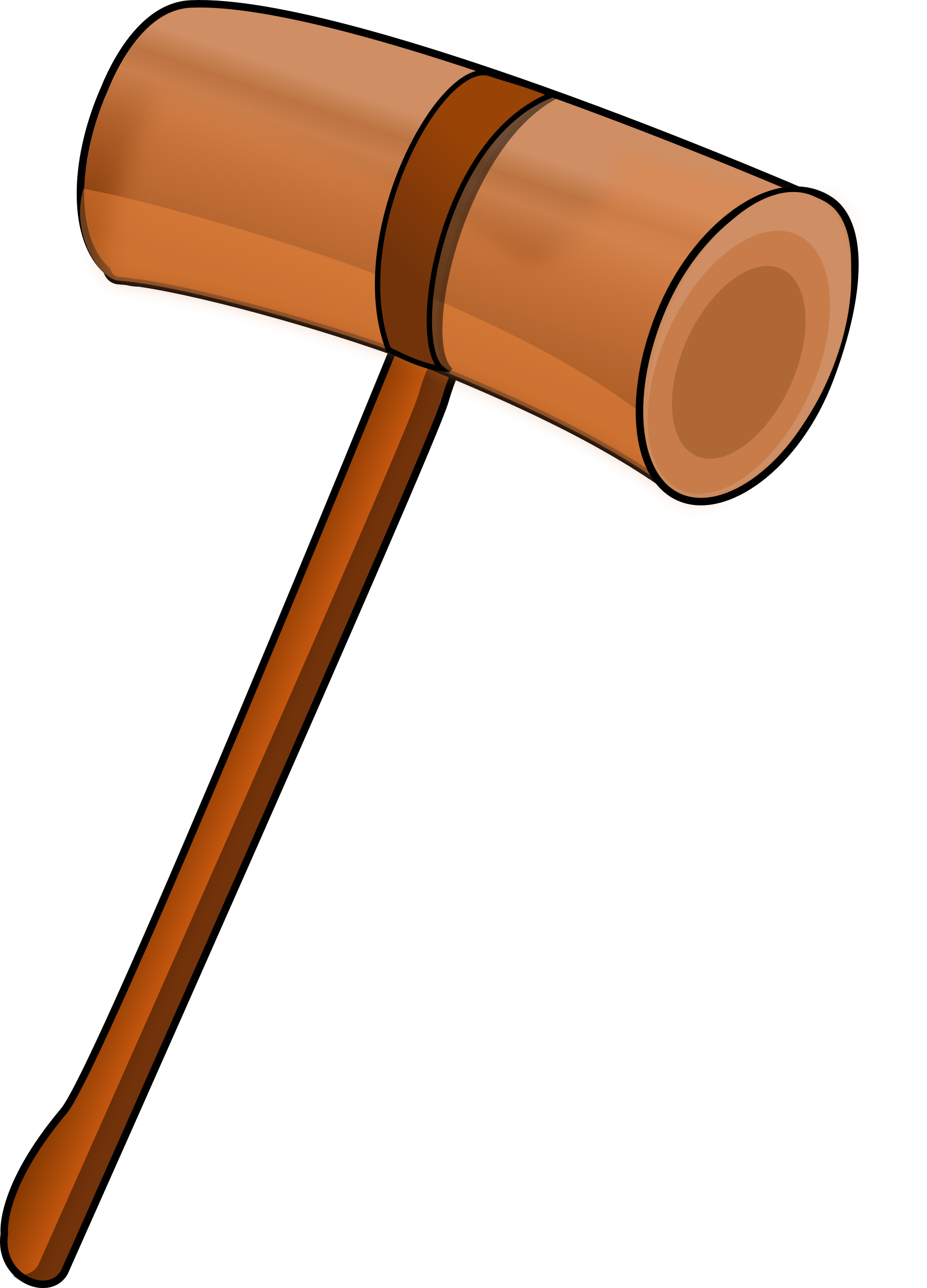 Showing post & media for Cartoon wooden mallet.