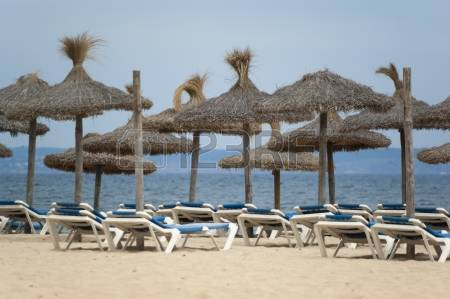 Mallorca Beach Stock Illustrations, Cliparts And Royalty Free.