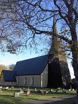 Malma kyrka.