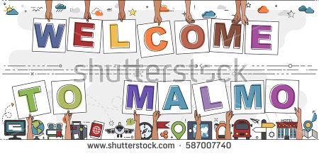Malmo Stock Vectors, Images & Vector Art.