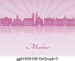Malmo Clip Art.