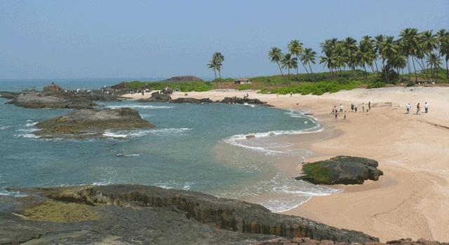 Malpe Beach, Udupi.