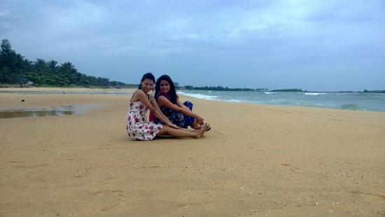 Malpe beach.