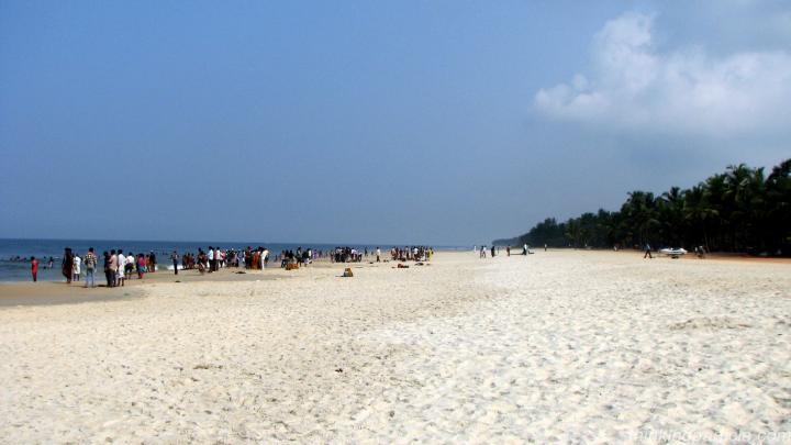 Udupi: Krishna Temple, Malpe Beach, St Mary's Island.