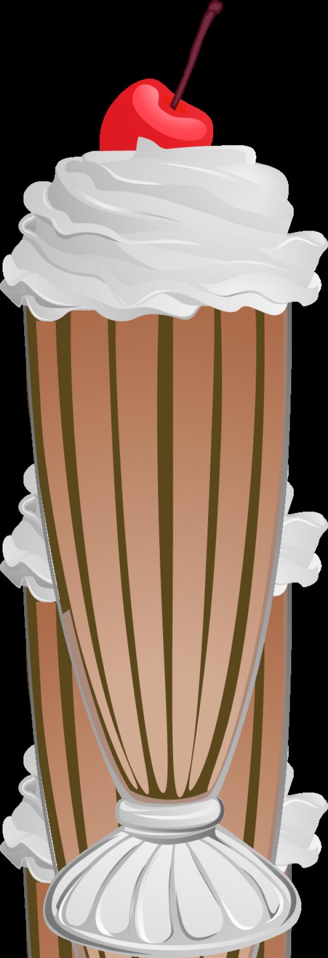 Milkshake clip art.
