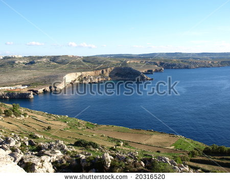 Mellieha Malta Stock Photos, Royalty.
