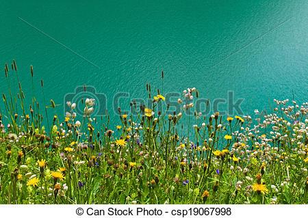 Stock Photographs of austria, carinthia, malta reservoir.