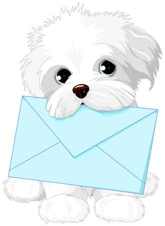 2,189 Maltese Dog Stock Illustrations, Cliparts And Royalty.