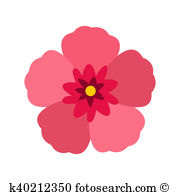 Malvaceae Illustrations and Clip Art. 29 malvaceae royalty free.