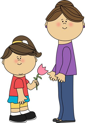 Mom Clipart & Mom Clip Art Images.