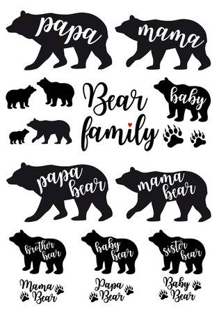 289 Mama Bear Stock Illustrations, Cliparts And Royalty Free.
