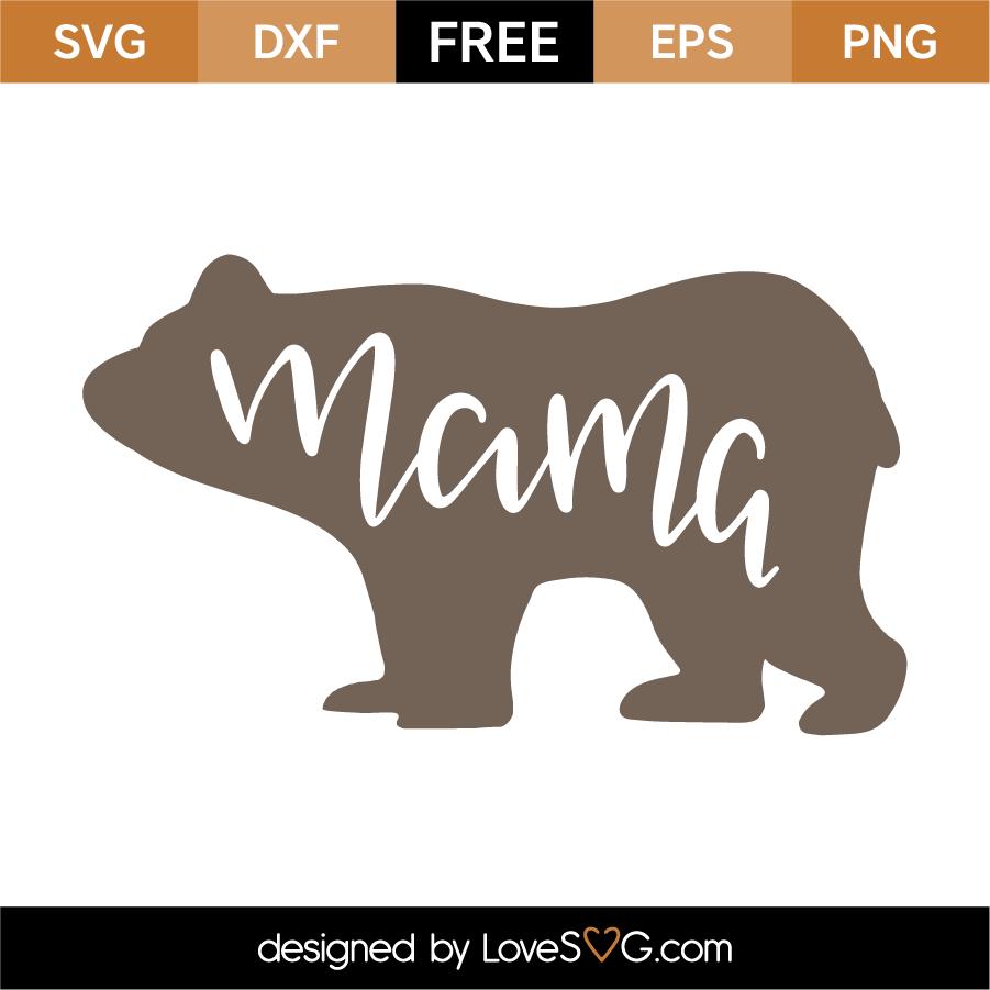 Mama Bear.