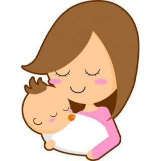 Mama mit baby clipart 2 » Clipart Portal.
