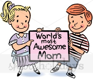I Love You Mom Clipart.