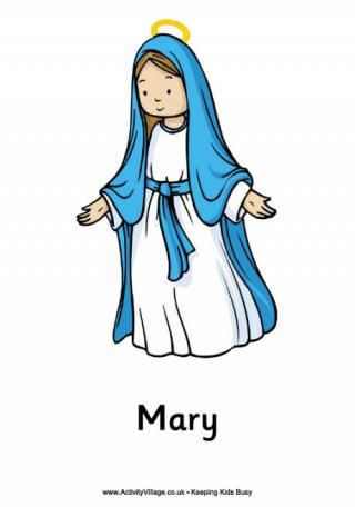 Nativity Poster.