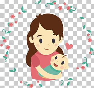 Mothers Day Child Illustration PNG, Clipart, Area, Baby Mama.