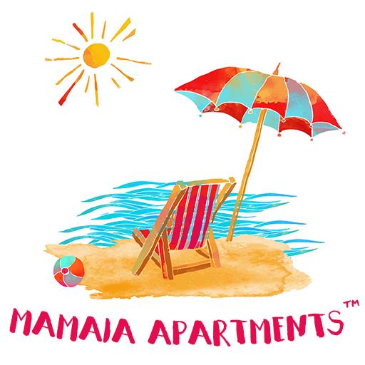 Mamaia Apartments.