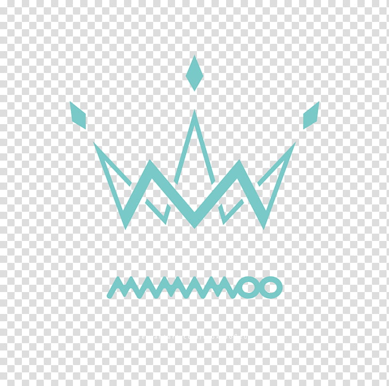 MAMAMOO Purple Logo transparent background PNG clipart.
