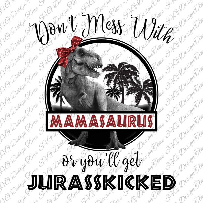 Mamasaurus PNG.