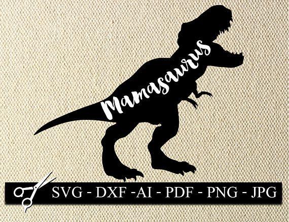 Mamasaurus SVG Pack, Mamsaurus Dinosaur pack, Familt T shirt.