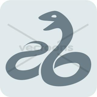 BLACK MAMBA icon.
