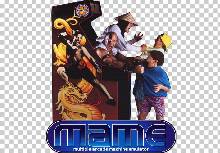 Mortal Kombat Arcade Game MAME Capcom Arcade Cabinet PNG.