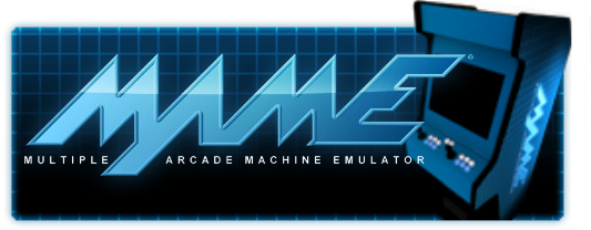 Mame 0.160 Emulator.