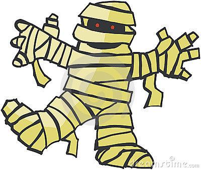 Mummy clipart - Clipground