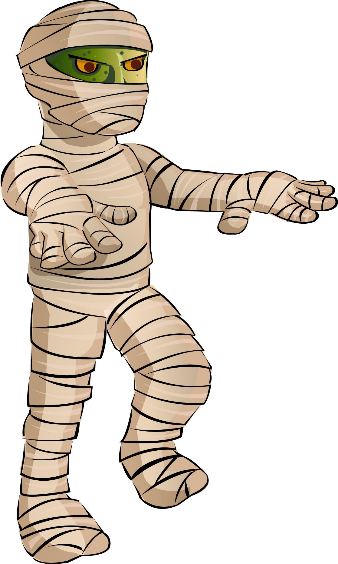 Mummy Clipart.