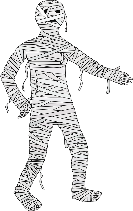 Free to Use & Public Domain Mummy Clip Art.