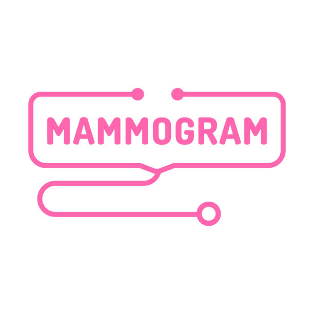 Best Mammogram Illustrations, Royalty.