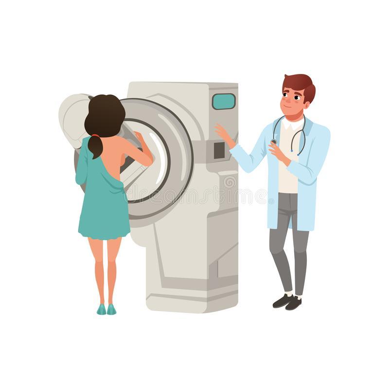 Mammogram Stock Illustrations.