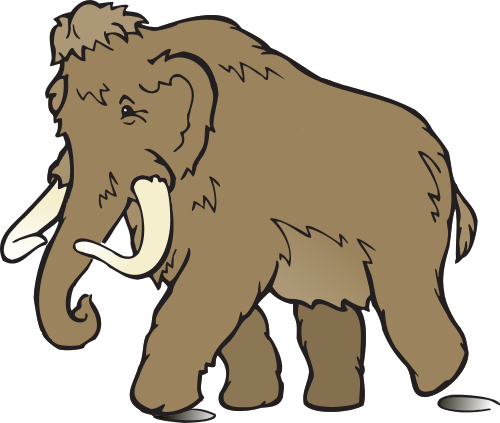 Mammoth Clipart.