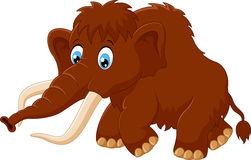 Cute mammoth clipart.