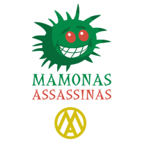 Mamonas Assassinas logos, company logos.