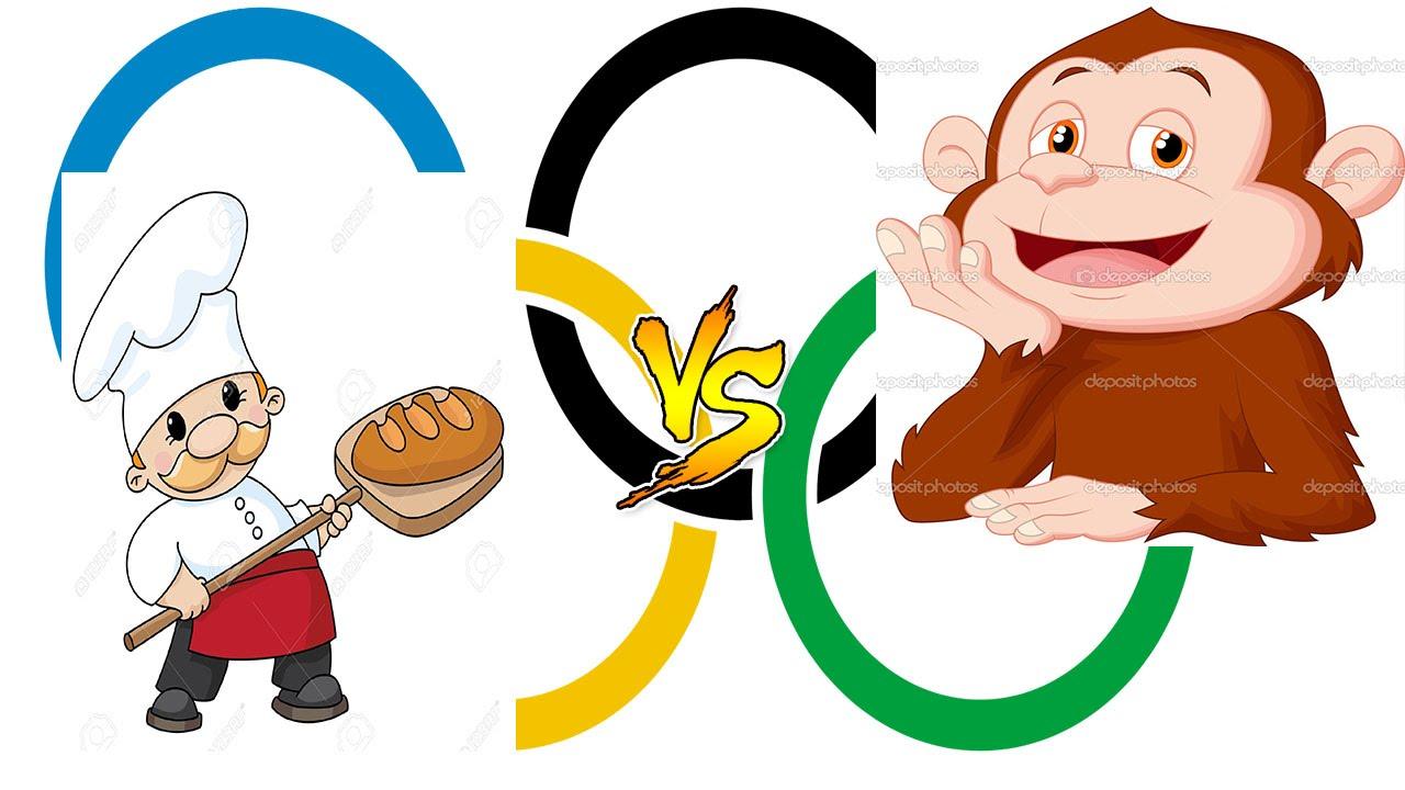 Peleas mamonas :) (239) (Panadero vs Chimpance).