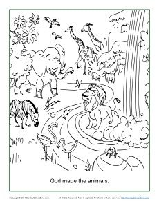 25+ best ideas about Creation Coloring Pages on Pinterest.